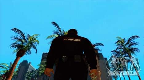 Mitglied der PPP, in die Sommer-uniform der neue für GTA San Andreas her Screenshot