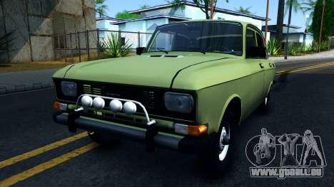 AZLK 2140 GT für GTA San Andreas