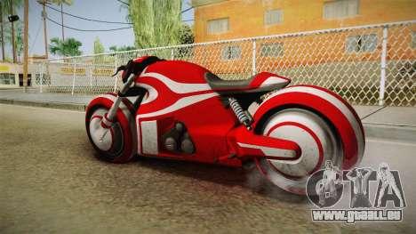 GTA 5 Nagasaki Shotaro (DLC Bikers) v1 pour GTA San Andreas