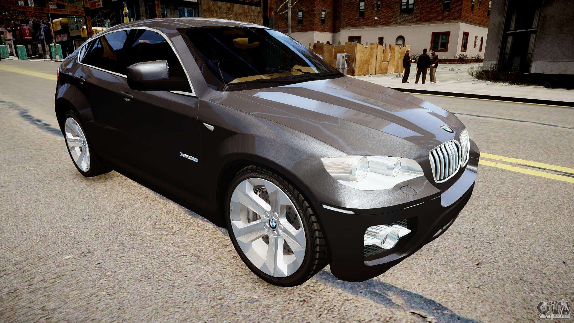 bmw x6 pour gta 4. Black Bedroom Furniture Sets. Home Design Ideas