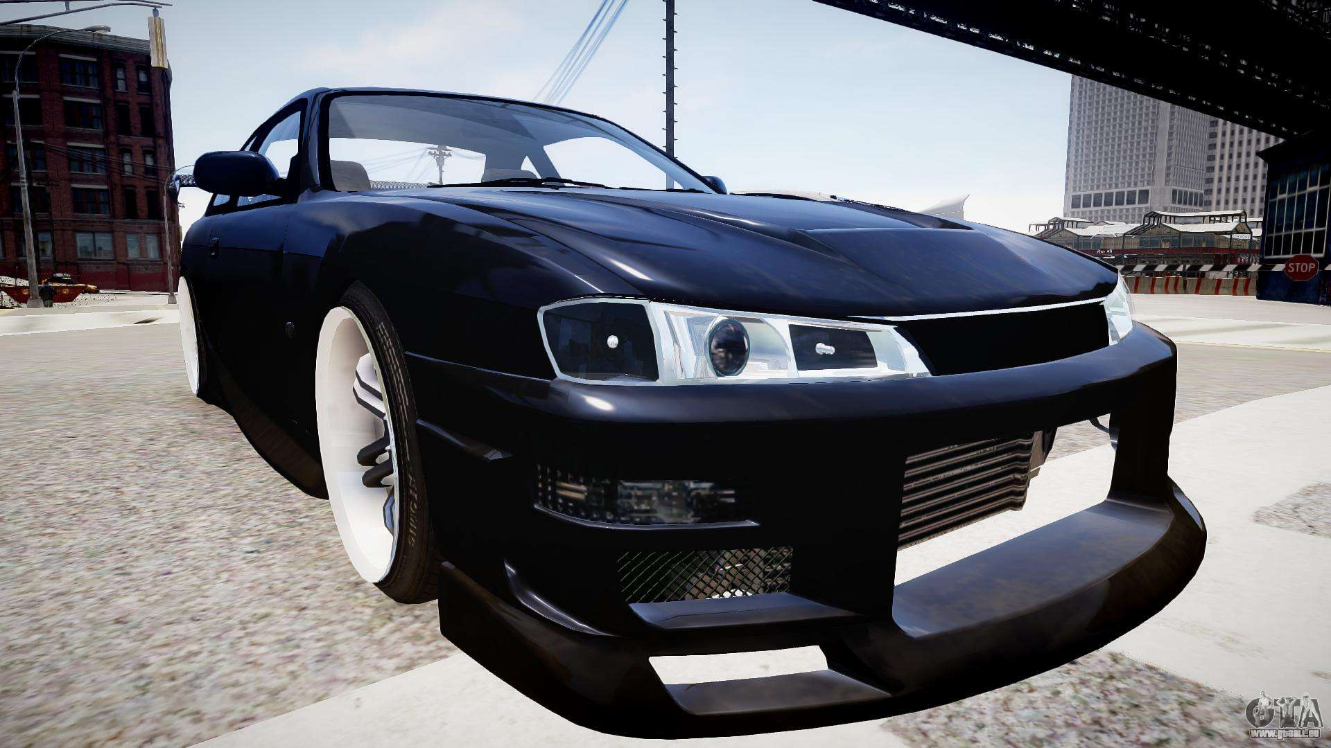 nissan 200sx tuning pour gta 4. Black Bedroom Furniture Sets. Home Design Ideas