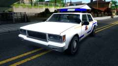 Vapid Stanier Hometown Police Department 1999 für GTA San Andreas