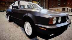 BMW 535i E34 ShadowLine v.3.0 für GTA 4