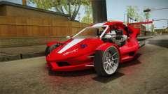 GTA 5 BF Raptor pour GTA San Andreas