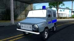 LuAZ 969М Polizei