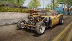 GTA 5 Declasse Tornado Rat Rod