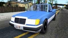 Mercedes-Benz W124 Pickup pour GTA San Andreas