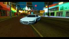 Infernus Rocket Bunny by ZveR pour GTA San Andreas