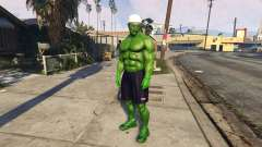 The Hulk human eyes