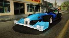 F1 Lotus T125 2011 v2 für GTA San Andreas