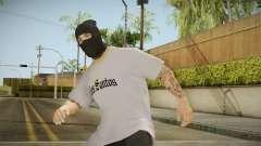 Le bandit masqué