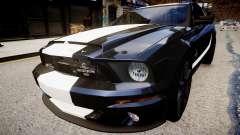 Shelby GT500KR