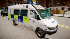 Mercedes-Benz Sprinter Police