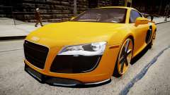 Audi R8 PPI Threep Edition für GTA 4
