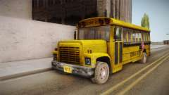 Driver Parallel Lines - School Bus