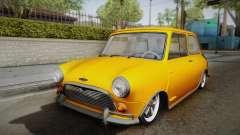 Mini Cooper S 1965 Lowered