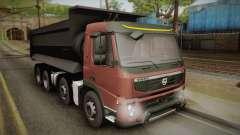 Volvo FMX Euro 5 8x4 Dumper Low
