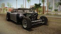 GTA 5 Declasse Tornado Rat Rod Cleaner IVF pour GTA San Andreas