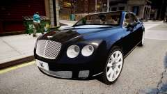 Bentley Continental Flying Spur 2010 pour GTA 4