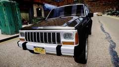 Jeep Cherokee 1992 für GTA 4