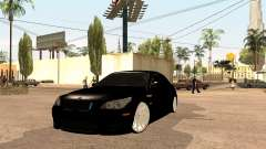 BMW M5 E60 Lifting pour GTA San Andreas