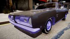 Plymouth Barracuda Formula S für GTA 4