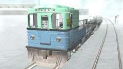 Chariot de type EMAG 81-502 0002
