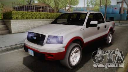 Ford F-150 King Ranch 2005 pour GTA San Andreas
