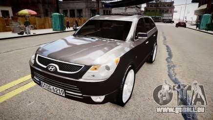 Hyundai Veracruz (ix55) 2009 pour GTA 4