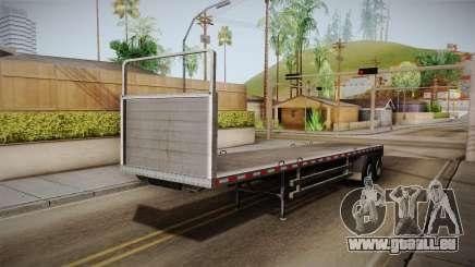 GTA 5 Log Trailer v1 IVF pour GTA San Andreas