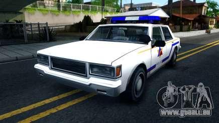 Vapid Stanier Hometown Police Department 1999 für GTA San Andreas
