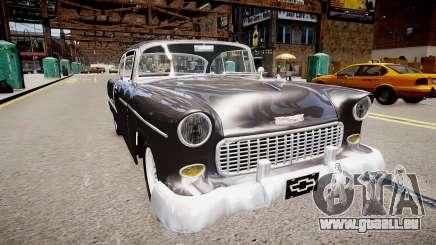 Chevrolet BelAir Sport Coupe 1955 pour GTA 4