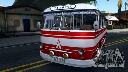 LAZ-695Е für GTA San Andreas
