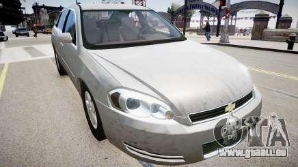 Chevrolet Impala LS für GTA 4