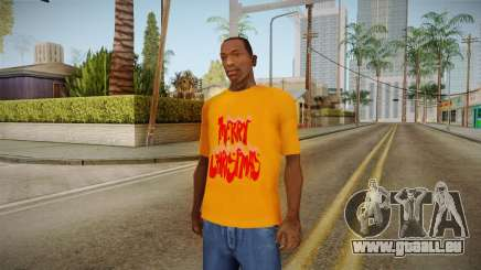 Festif t-shirt pour GTA San Andreas
