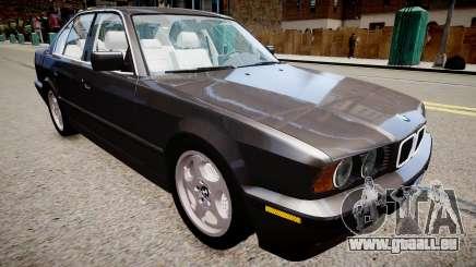 BMW 540i E34 für GTA 4