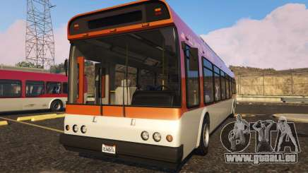 Portugal, Madeira Bus H.Funchal Low Entry Skin pour GTA 5