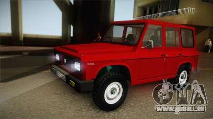 Aro 244 1982 für GTA San Andreas
