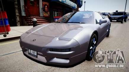Acura NSX 1997 Retexture pour GTA 4