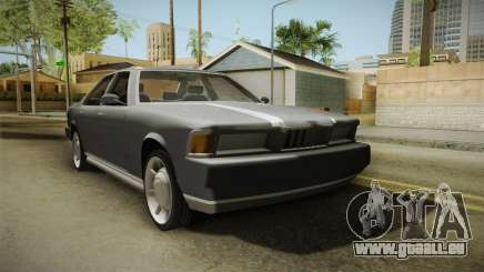 Sentinel PFR HD v1.0 für GTA San Andreas