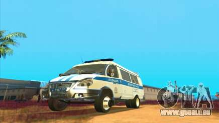Gazelle PPSP pour GTA San Andreas