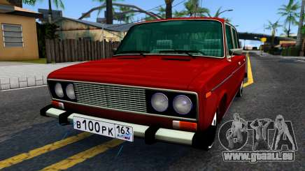 VAZ 2106 Resto für GTA San Andreas