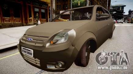 Ford Kalina pour GTA 4
