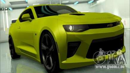 2017 Chevrolet Camaro SS GTA SA pour GTA San Andreas