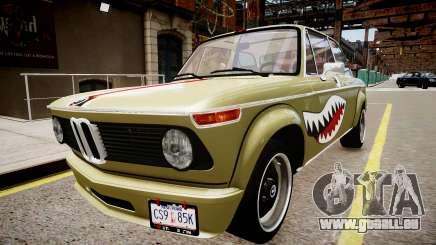 BMW 2002 Turbo 1973 für GTA 4