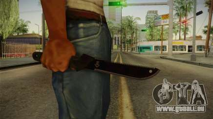Support Knife pour GTA San Andreas