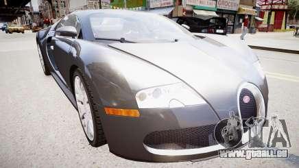 Bugatti Veyron 16.4 v1.7 für GTA 4