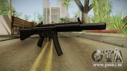 MP5 SD2 pour GTA San Andreas