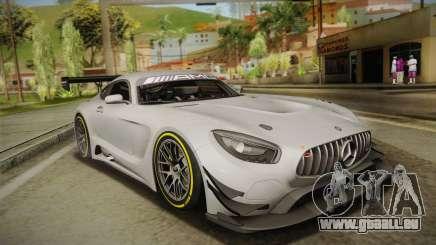 Mercedes-Benz AMG GT3 2016 pour GTA San Andreas