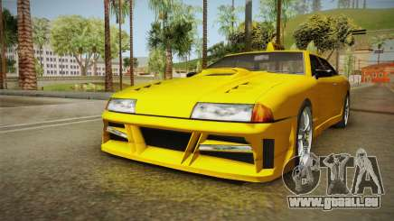 Elegy Taxi Sedan pour GTA San Andreas